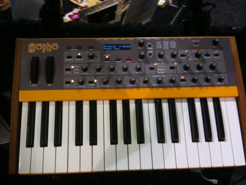 mopho Key