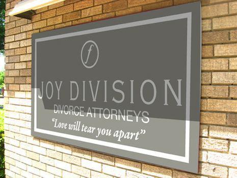 Joy Division Anwälte