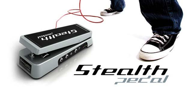 Stealth Pedal
