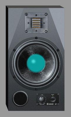 Adam A7 blue label