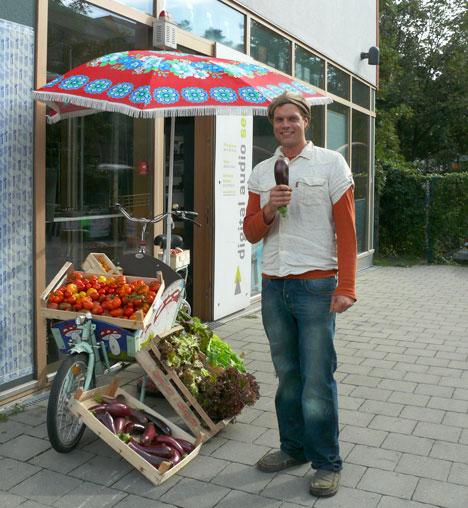 Freitagsgemüse bei DAS