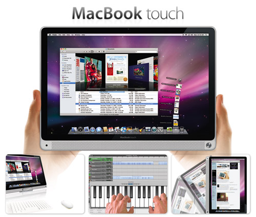 mac book touch