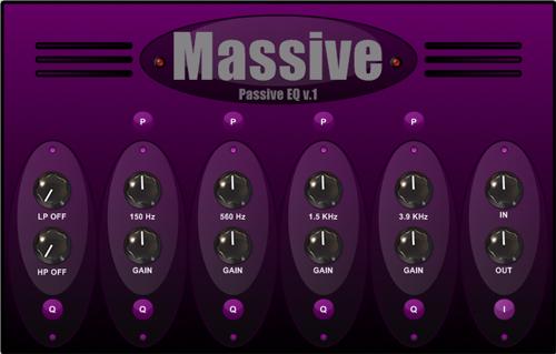 Massive Passive