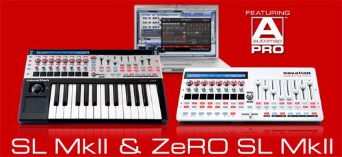 Novation Zero