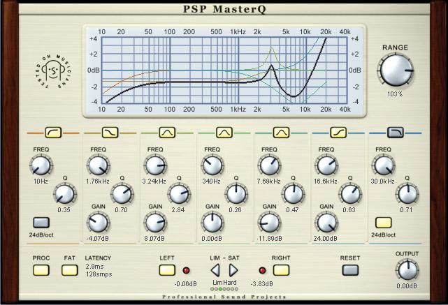 PSP Master Q