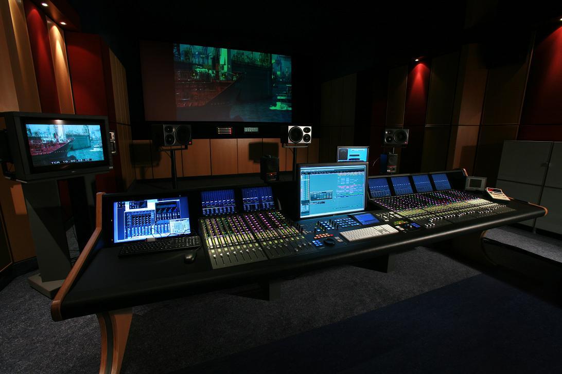 Studio Hamburg Euphonix