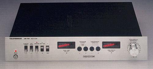 Telefunken CN750 HighCom - Bild: DAS