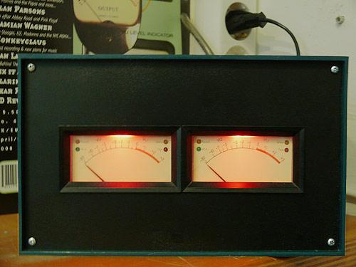 VuMeter